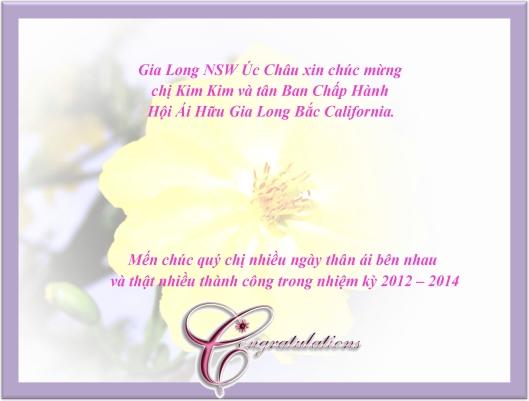 Chuc mung GL Bac Cali